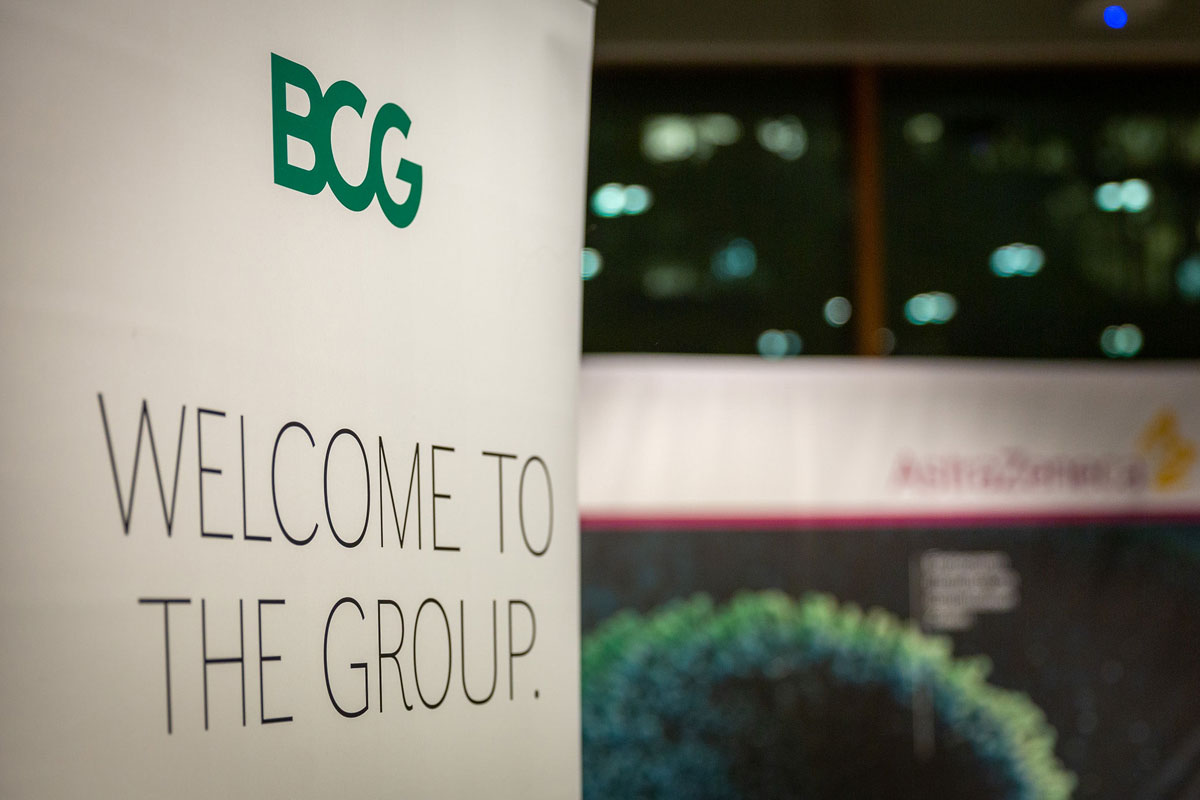 Die Boston Consulting Group bei xPerspectives